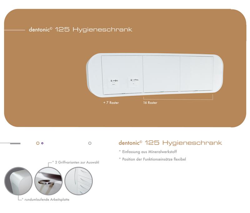 Dentonic 125 Instrument Supply Set Dental Design